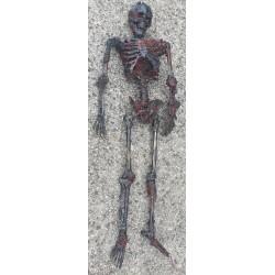 Faux cadavre en décomposition