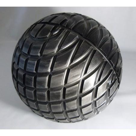 Steelios - Pouf style industriel original
