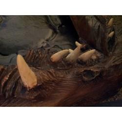 Xeno Frame - Le panneau d'affichage d'horreur effrayant
